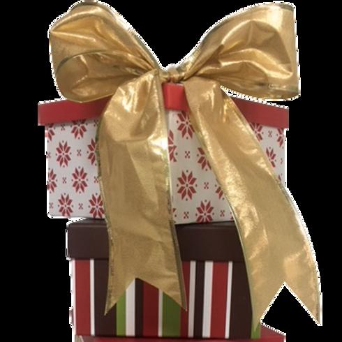 2 dozen holiday gift box