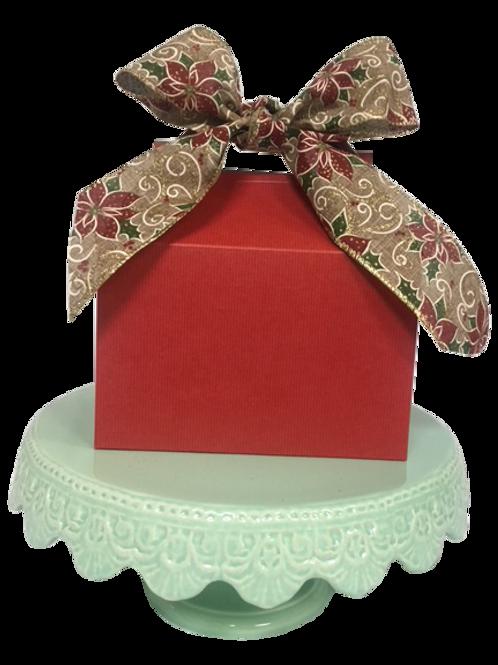 Festive 18 Cookie Box
