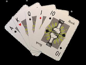 PokerChess Hand