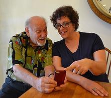 tech instruction older adult