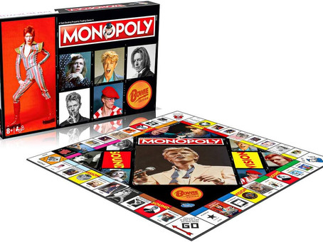David Bowie Monopoly Can Have My Money