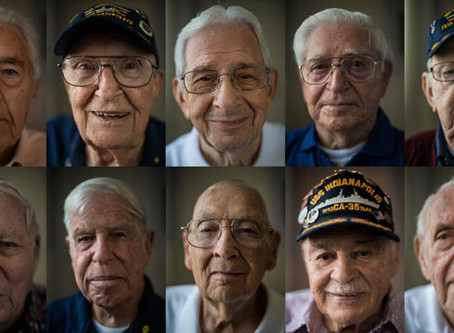 Inside The Sinking Of The USS Indianapolis That Ended In A Feeding Frenzy For Sharks