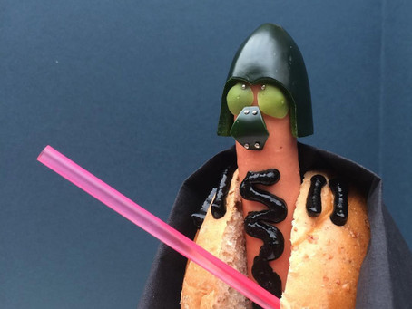 Pop Culture Icons Recreated With Sausages
