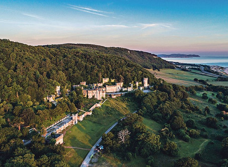 Little-Known Holocaust History: Fleeing Germany, Then Living In A British Castle
