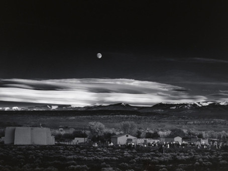Moonrise kingdom: How Ansel Adams's Most Famous Photograph Became A Money-Spinner