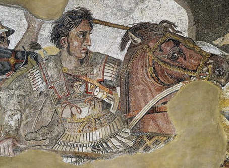 The Astounding, Immortal Story of Alexander the Great