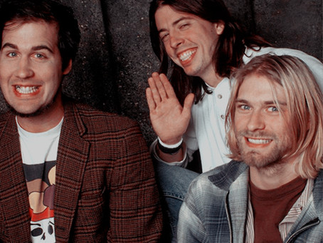 How Nirvana's Well Known Song 'Smells Like Teen Spirit' Came To Be