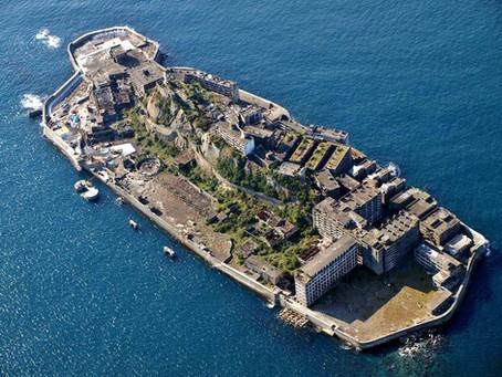 Japan's Abandoned Hashima Island Is Full Of Decay And Dark Secrets