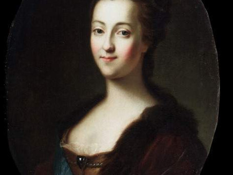 Catherine The Great And Her Pornographic Furniture