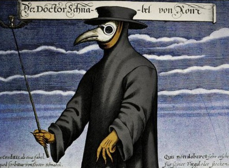 The Strange Costumes of the Plague Doctors Who Treated 17th Century Victims of the Bubonic Plague