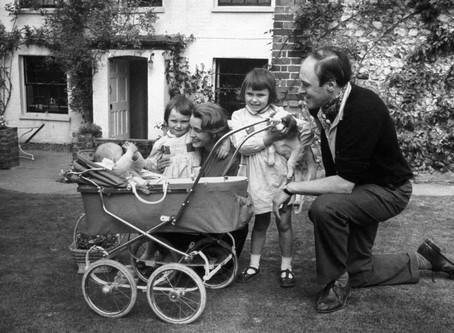 Roald Dahl, Who Lost His Daughter to Measles, Writes a Heartbreaking Letter about Vaccinations