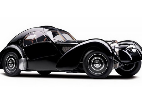 The Magnificent 1938 Bugatti Type 57SC Atlantic Coupe From The Ralph Lauren Collection