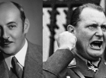 While His Maniac Brother was Busy Killing Jews, Albert Göring Worked Tirelessly to Save Them