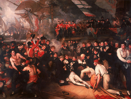 Horatio Nelson: From Frail Boy to National Hero