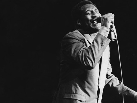Hearing Otis Redding's 'Try a Little Tenderness' as a Song of Resistance