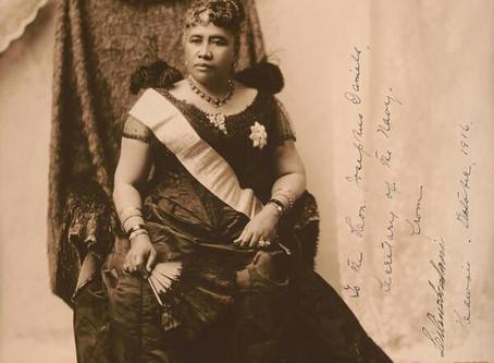 The Life Of Queen Liliuokalani, Hawaii's Last Monarch