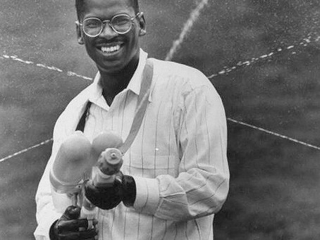 Meet Lonnie Johnson, The NASA Engineer And Inventor Of The Super Soaker