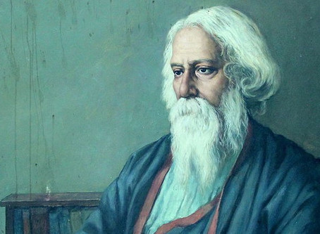 """And Because I Love This Life, I Know I Shall Love Death As Well"": Tagore"