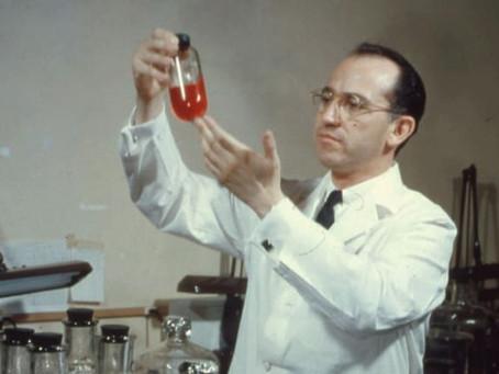 Jonas Salk (1914–1995): A vaccine against polio