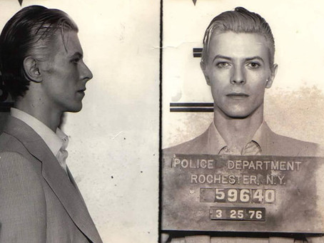 That time when David Bowie and Iggy Pop were caught in a marijuana drug bust