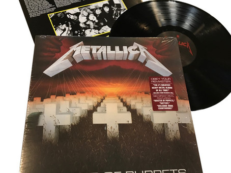 Master Of Puppets - 35 Years On