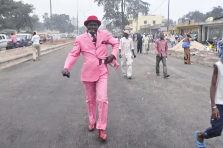 The Glory of Sapeurism and the Congo Dandies