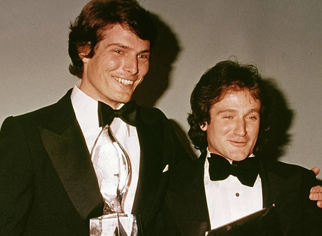 The Beautiful Lifelong Bromance Between Robin Williams and Christopher Reeve