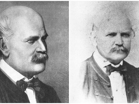 The Story of Ignaz Semmelweis, The Physician and Scientist That Was Ridiculed For Washing His Hands.