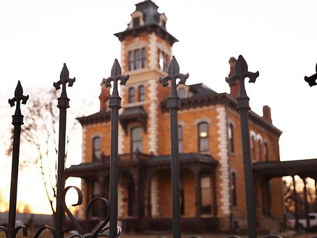 The Victorian Mansion Perfect for Wes Anderson's remake of the Addams Family