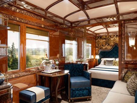 A Peek Inside The Orient Express