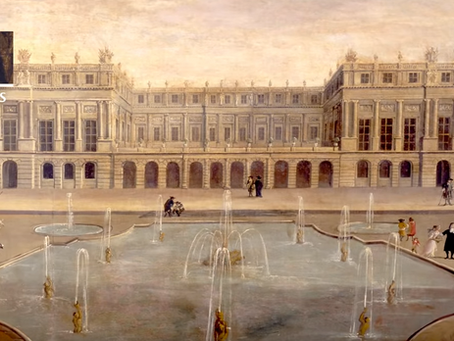 An Animated History of Versailles: 6 Minutes of Animation Show the Construction of the Grand Palace