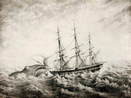The Sad Story Of The Whaleship 'Essex' That Inspired 'Moby Dick'