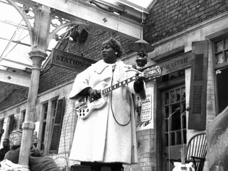 Muddy Waters and Sister Rosetta Tharpe's 'mind-blowing' station show