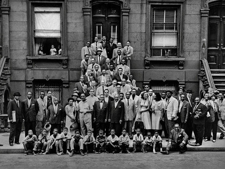 A Great Day in Harlem: behind Art Kane's classic 1958 jazz photograph
