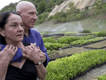 Sebastião and Lélia Salgado Plants Two Million Trees And 20 Years Later, Creates New Forest