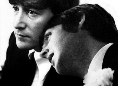 John Lennon's last words to Paul were 'Think of me every now and then, old friend'