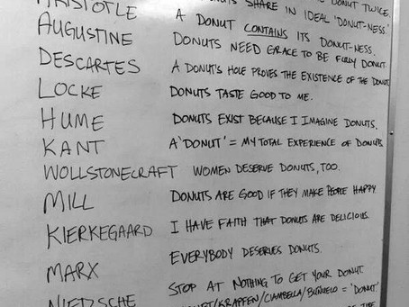 Philosophy But With Doughnuts
