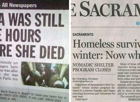Newspaper Headlines That Push The Limits Of Human Stupidity