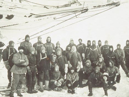 The Amazing Survival Story of Ernest Shackleton and His Endurance Crew