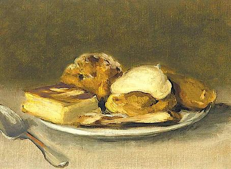 Emily Dickinson's Coconut Cake, George Orwell's Christmas Pudding, Alice B. Toklas' Hashish Fudge