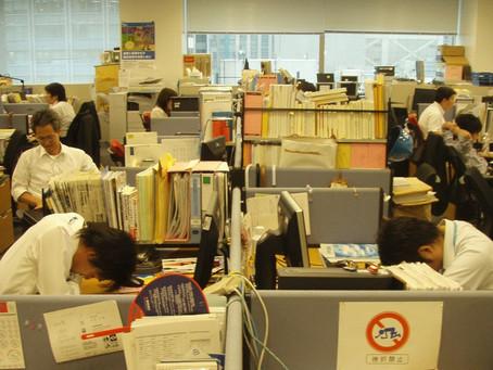 Sleeping At Work: Japan's Inemuri Phenomenon