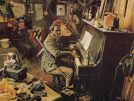 That Bonkers Thelonious Monk Cover