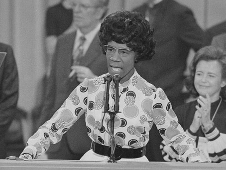 'Unbought And Unbossed': The Trailblazing Presidential Campaign Of Shirley Chisholm