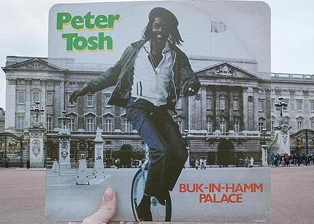This Guy Hunts Down Original Album Cover Locations In London