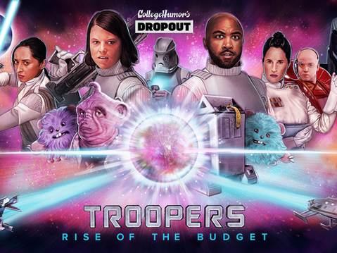 Troopers now streaming