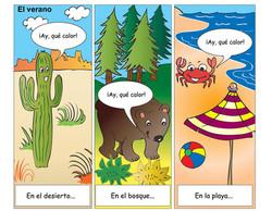 Spanish Language cartoon