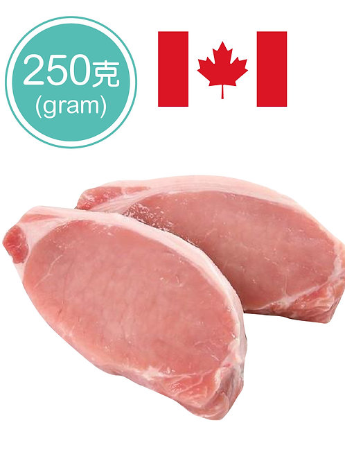 American Hormone-free and Antibiotic-free Pork Loin 美國無激素及無抗生素豬里脊肉