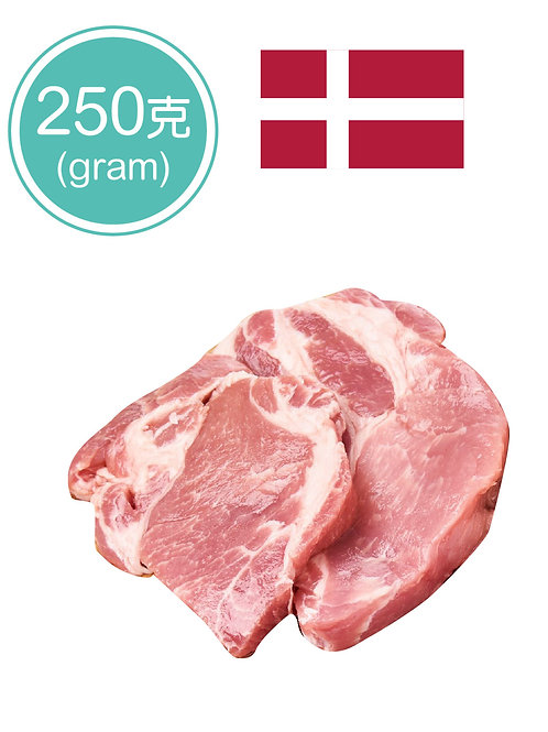 Danish Hormone-free and Antibiotic-free Pork Collar 丹麥無激素及無抗生素豬梅頭肉
