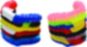 Sports guards colors
