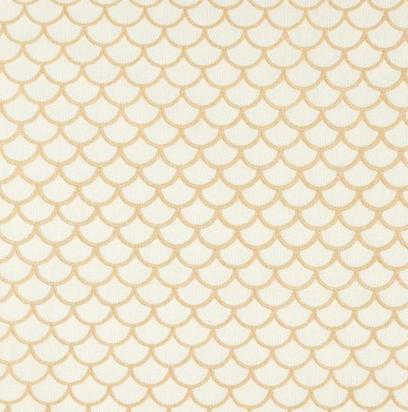 Coton rose écailles doré (BIO)